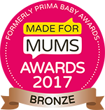 Made for mums - Bronze Award 2017